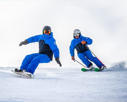 Skiing tips for beginners Sweet Snowsports