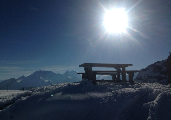 The Best Courchevel Lunch Spots