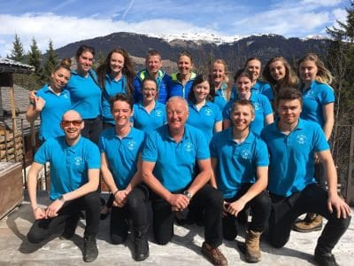 Ski Magic's winter season ski jobs