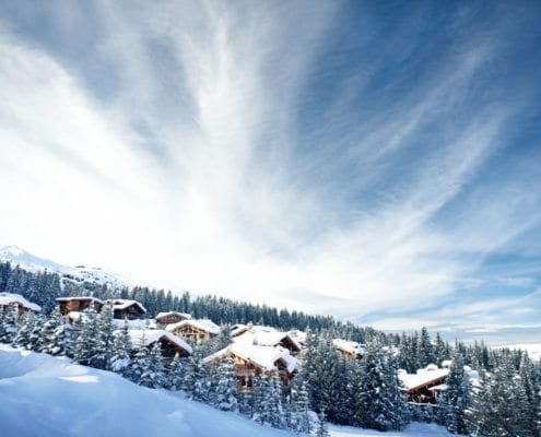 Courchevel, Three Valleys
